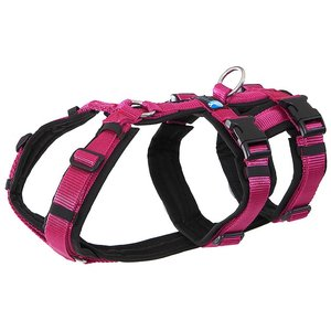 AnnyX SAFETY anti-ontsnappingstuigje Fuchsia/Zwart