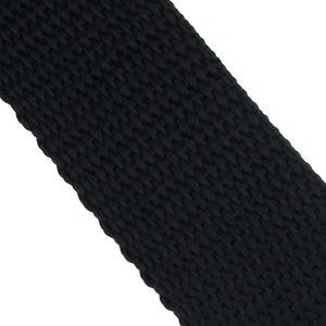 Zwart polypropyleen (PP) band