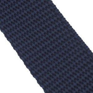 Donkerblauw polypropyleen (PP) band