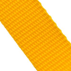 Geel polypropyleen (PP) band