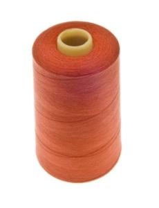 Oranje extra sterk naaigaren 1000m dikte 40
