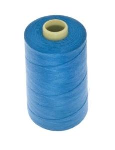 Blauw extra sterk naaigaren 1000m dikte 40