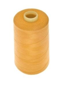 Geel extra sterk naaigaren 1000m dikte 40