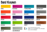 Neopreen Halsband met Naam - XL   My K9_