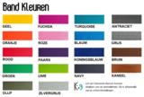 Fleece Halsband met Naam - M | My K9_