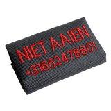 Naamlabel voor AnnyX tuigjes_