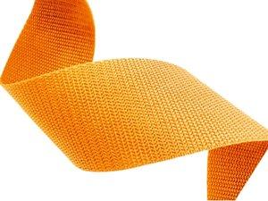 Geel polypropyleen (PP) band 10m