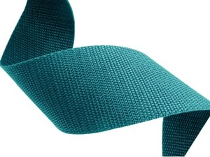 Donker turquoise polypropyleen (PP) band 10m