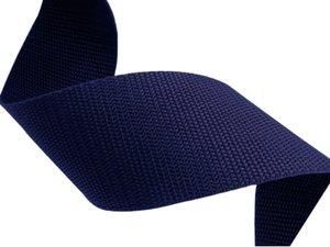 Koningsblauw polypropyleen (PP) band 50m
