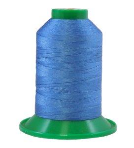 Tytan - Blue polyester sewing thread 1000m