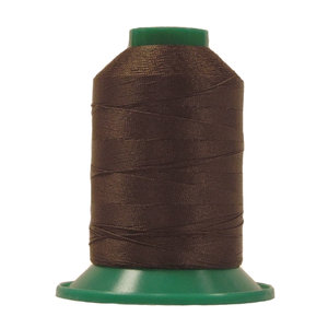 Tytan - Brown polyester sewing thread 1000m