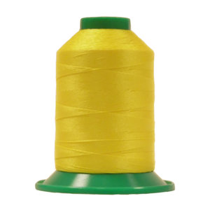 Tytan - Yellow polyester sewing thread 1000m
