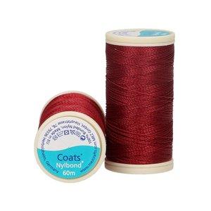Nylbond - Burgundy extra strong elastic Thread colour 9641