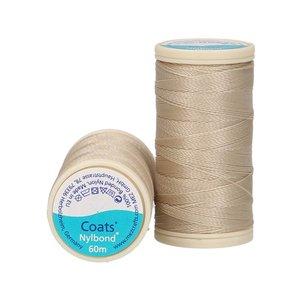 Nylbond - Beige extra sterk, elastisch naaigaren kleur 2530