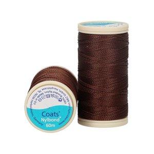 Nylbond - Bruin extra sterk, elastisch naaigaren kleur 9052