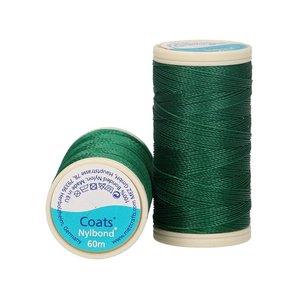 Nylbond - Groen extra sterk, elastisch naaigaren kleur 8620