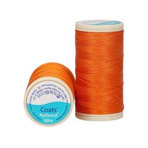 Nylbond - Oranje extra sterk, elastisch naaigaren kleur 8783