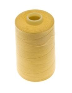 NTF - Zachtgeel polyester naaigaren 1000m
