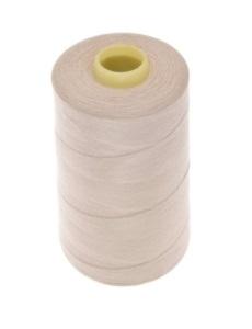 NTF - Beige polyester naaigaren 1000m