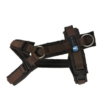 Size L - AnnyX Y-harness FUN Brown/Brown