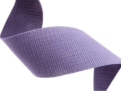 10m Tassenband 30mm breed - lila - PP