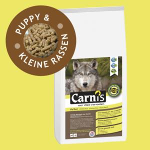 Carnis Hondenvoer - Kip/Rund hondenbrokken - Kleine rassen 1 kilo