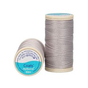 Nylbond - Grijs extra sterk, elastisch naaigaren kleur 2002