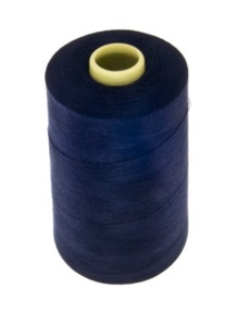 NTF - Donkerblauw polyester naaigaren 1000m