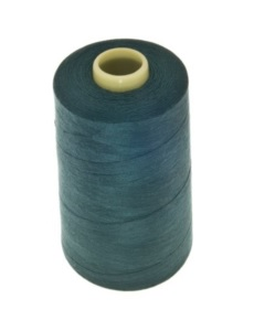 NTF - Donkergroen polyester naaigaren 1000m