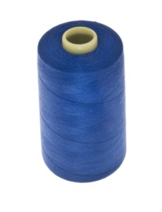 NTF - Staalblauw polyester naaigaren 1000m